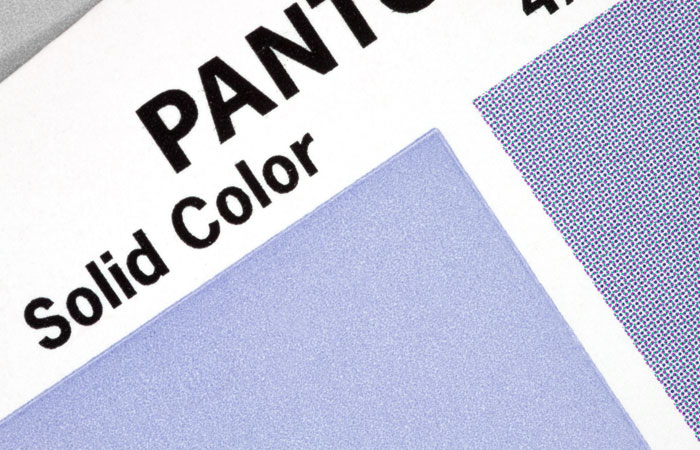 Pantone Colorpicker